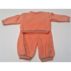 Baby trui en broek 3 maand
