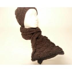 Set hiver dames 100% laine...