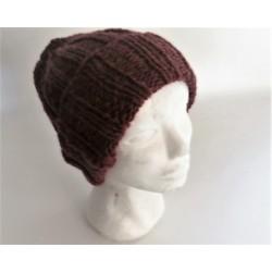 Bonnet laine dames
