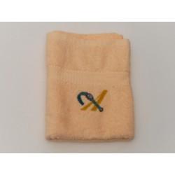 Handdoek met letter A