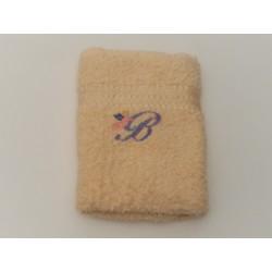 Handdoek met letter B